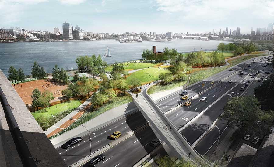 Community's Input Helps NYC's 'Big U' Project Take Shape