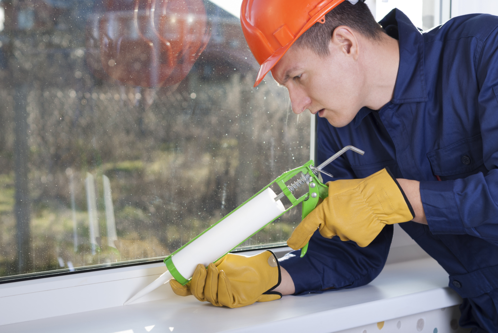 How Caulks And Sealants Are Used