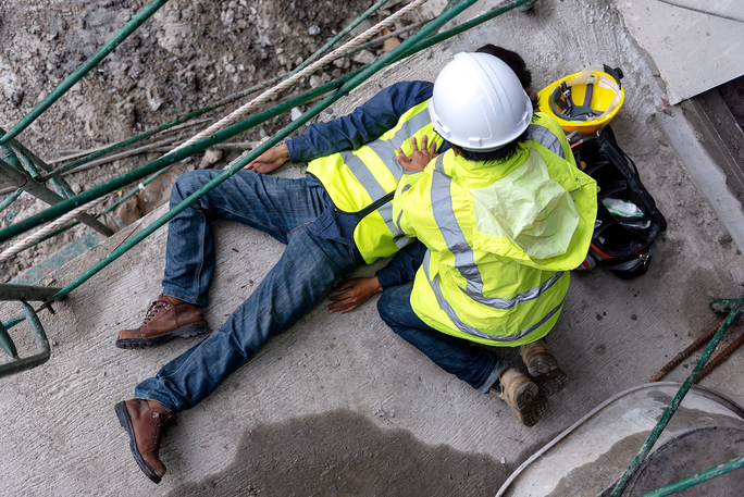 Construction Worker Safety Importance.