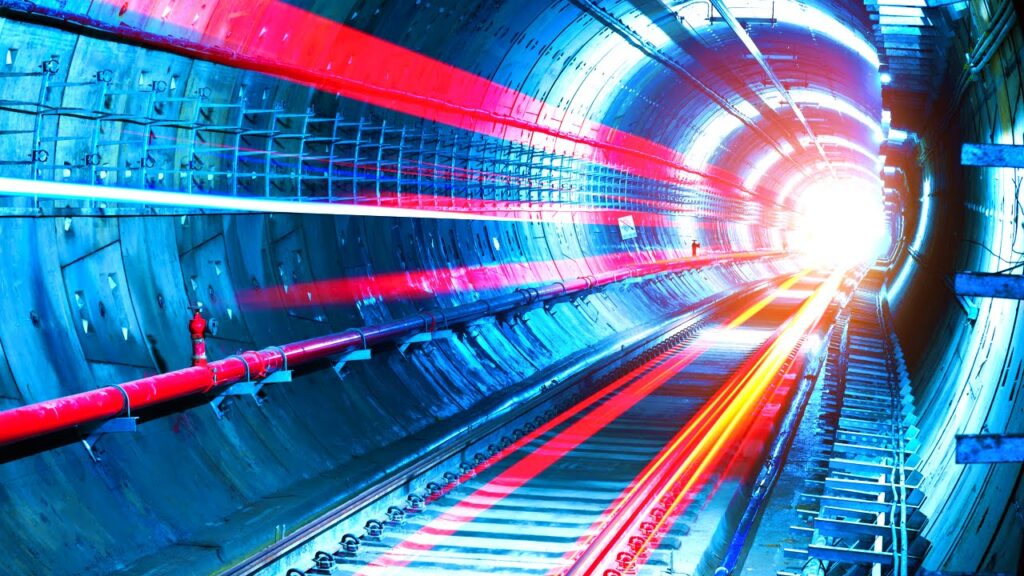 10 Of The World's Longest Tunnels