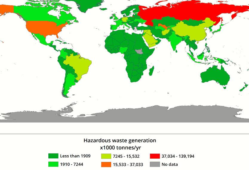 hazardous waste dangerous